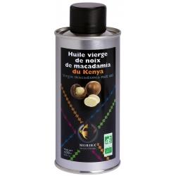 Huile de noix de macadamia