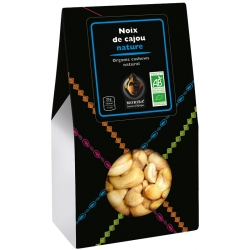 Organic cashews, natural