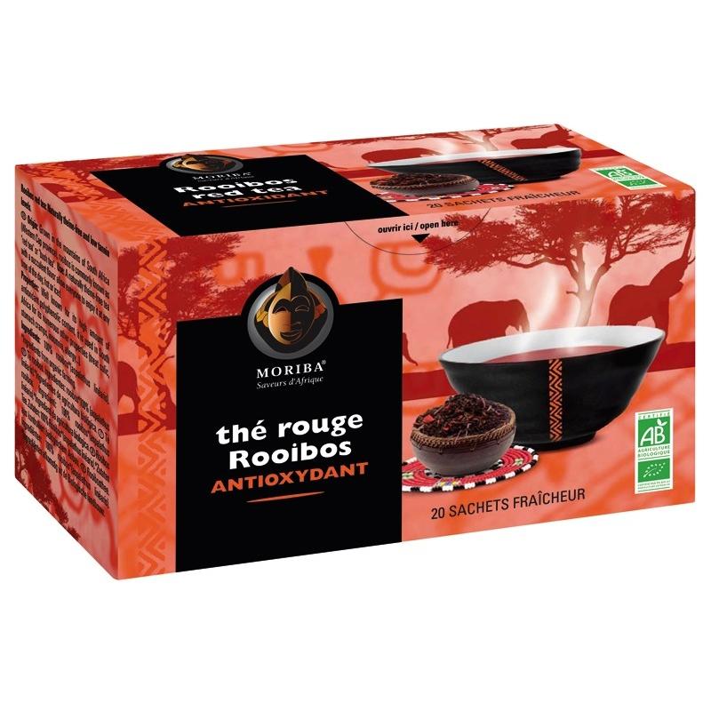 Rooibos red tea - Moriba
