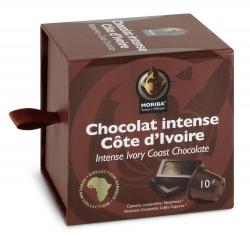 Chocolat intense Côte d'Ivoire
