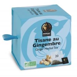 Tisane au Gingembre
