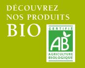 Nos produits bio