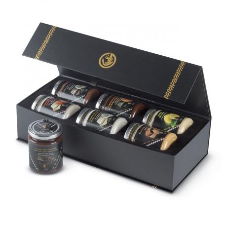 Coffret cadeau de 6 Crèmes Chocolat