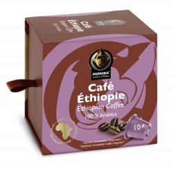 Café Éthiopie - Boîte Collector