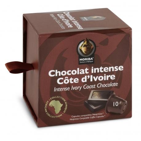 Intense Ivory Coast Chocolate