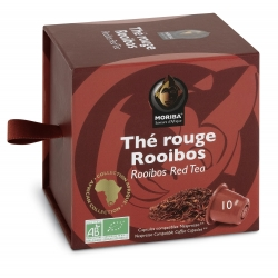 Rooibos Red Tea (capsules)