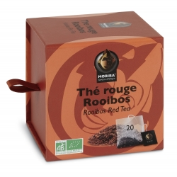 Thé rouge Rooibos - Boîte Collector