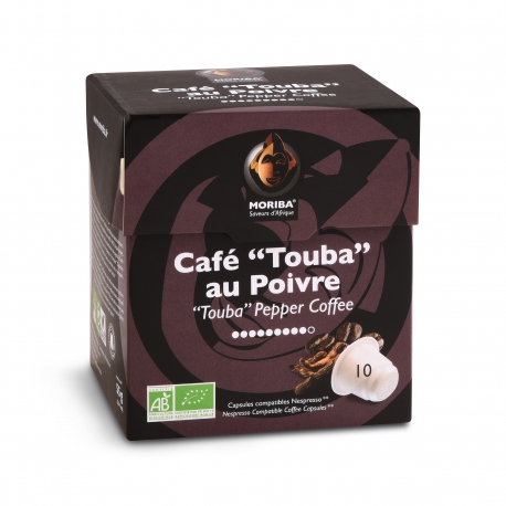 """Touba"" Pepper Coffee"