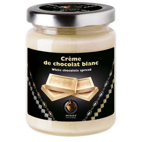 Crème de chocolat blanc