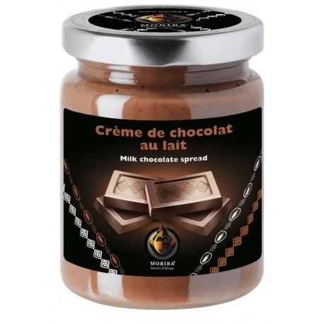 Crème de chocolat au lait