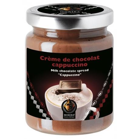 Crème de chocolat cappuccino